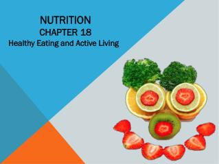 Nutrition Chapter 18