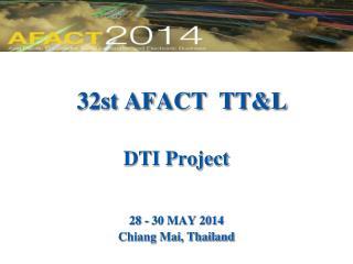 32st  AFACT   TT&L
