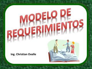 MODELO DE REQUERIMIENTOS