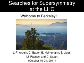 Searches for Supersymmetry  at the LHC