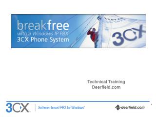 3CX IP PBX Phone System