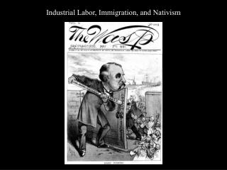 Industrial Labor, Immigration, and Nativism