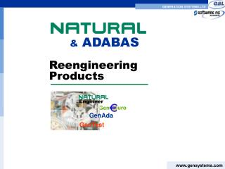 Reengineering Products