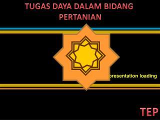 presentation loading
