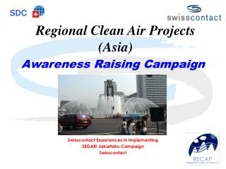 Regional Clean Air Projects (Asia)
