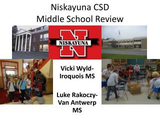 Niskayuna CSD Middle School Review
