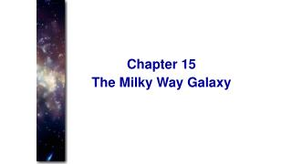 The Milky Way Galaxy