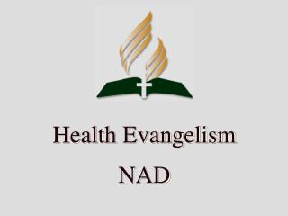 Health Evangelism NAD