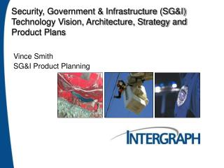 Vince Smith SG&I Product Planning