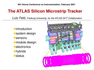 The ATLAS Silicon Microstrip Tracker