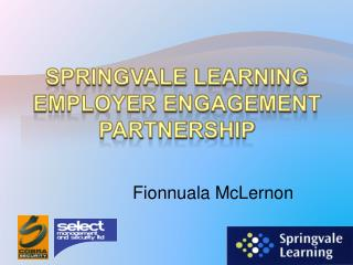 Springvale learning  Employer engagement Partnership