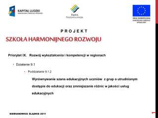 Szkoła Harmonijnego rozwoju