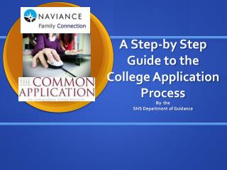 A Step-by Step Guide to the College Application Process