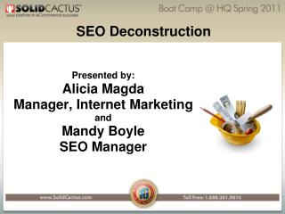SEO Deconstruction
