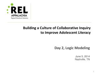 Building a Culture of Collaborative Inquiry to Improve Adolescent Literacy