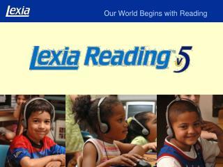 Lexia Company History