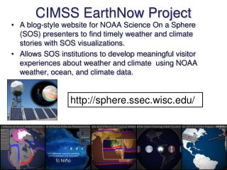 CIMSS EarthNow Project