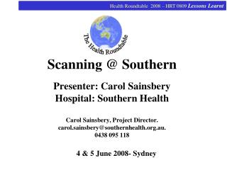 4 & 5 June 2008- Sydney