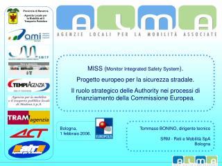 Provincia di Ravenna Agenzia Locale per la Mobilità ed il Trasporto Pubblico