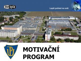 Motivační program