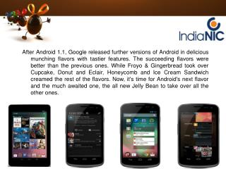 Features of Android 4.1 – The New Taste of Jelly Bean