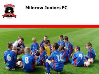 Milnrow  Juniors FC