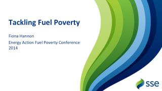 Tackling Fuel Poverty