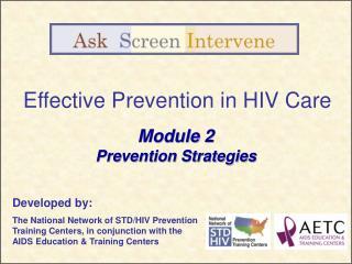 Effective Prevention in HIV Care