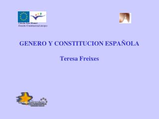 ESTRUCTURAS CONSTITUCIONALES DE LA IGUALDAD