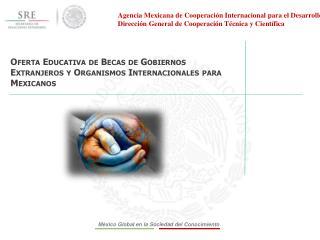 Agencia Mexicana de Cooperación Internacional para el Desarrollo