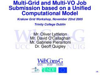 Mr. Oliver Lyttleton Mr. David O'Callaghan Mr. Gabriele Pierantoni Dr. Geoff Quigley
