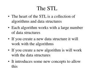 The STL