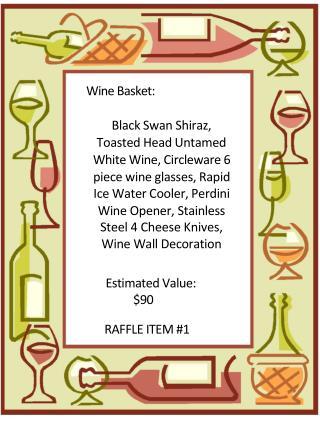 Wine Basket: