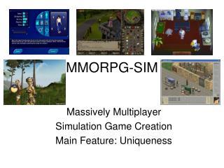 MMORPG-SIM