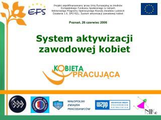 System aktywizacji zawodowej kobiet