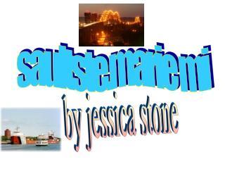 by jessica stone