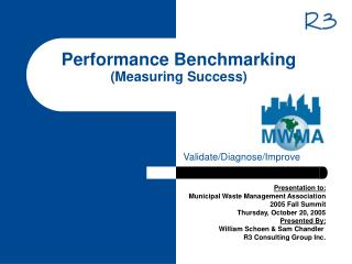 Performance Benchmarking Measuring Success