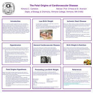 General Cardiovascular Disease