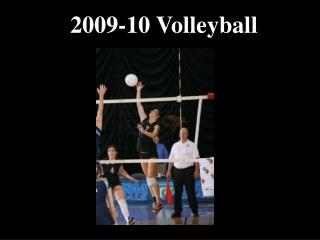 2009-10 Volleyball