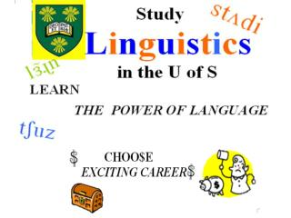 What is modern Linguistics?