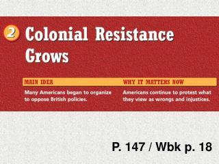 P. 147 / Wbk p. 18