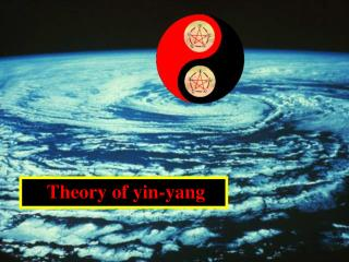 Theory of yin-yang