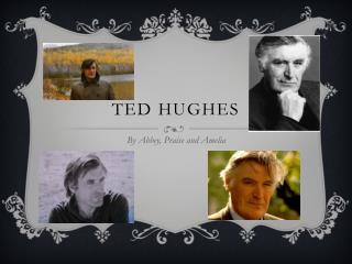 ted hughes thrushes Irwle vol 7 no i january 2011 1 imagery in the poetry of ted hughes – a study - vmadhukumar ted hughes draws a number of images from external nature and.