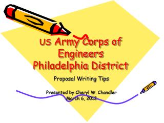 US  Army Corps of Engineers Philadelphia District