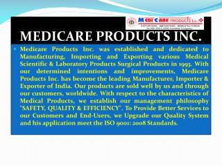 Diagnostic kit manufacturers