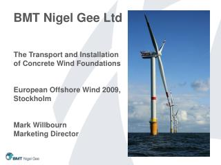 BMT Nigel Gee Ltd