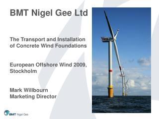 BMT Nigel Gee Ltd