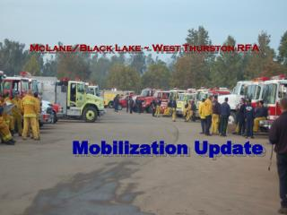 McLane/Black Lake ~ West Thurston RFA