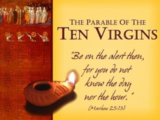 Parable of the Ten Virgins