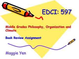 EDCI: 597